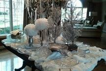 Winterwonderland dinner party