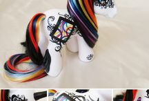 zomg PONIES / by Cheal