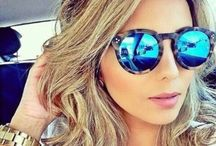 Óculos...