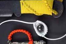 Bracelets / Paracord bracelets