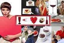 VALENTÝN / VALENTINE DAY / Nápady na valentýnské dárečky