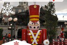 Christmas Disney Style