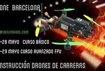 drones racing FPV