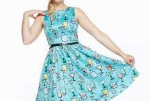 Dresses - Day to Night / Our freshest items, in store now at www.prettyinpinup.com or http://stores.ebay.com.au/prettyinpinup/