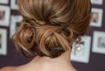 Wedding: Hair & Makeup / Because every girl lets it cross their mind once... Or twice.