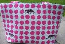 Handmade Bags / Inspiration and tutorials for handmade bags.