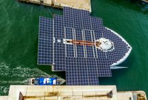 MS Tûranor PlanetSolar in the Venetian arsenal !! / Do you want more information ? Visit our website =)  http://www.planetsolar.org/ / by PlanetSolar