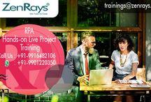 RPA Training in Bangalore