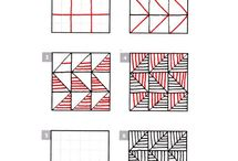 Zentangle Quilting Patterns