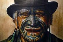 Painted portraits / Painted portraits