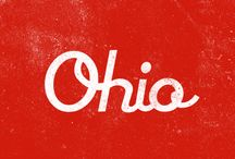 "OHIO = O-H-I-O!! / OHIO- Please research how many Presidents, Corporate Head Quarters, Best test Market for our Country, Best Football/Basketball/Baseball teams ,the Best Damn Band in the Land, the most Astronauts all from OHIO. (Oh, did I leave out Serial Killers...and Alien studies?? oops. We don't like to brag about those stats). We down play our Success to help others feel BIG! ;) ""OHIO the Heart of it ALL!""  True Americans. / by Nicole Boysel-Parker"
