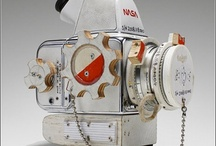 Art About Cameras / Art about cameras not necessarily made by them.