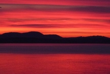 SUNSETS by #CASUDI / A part of my own sunset collection ~ often raw with no image enhancement. #IslandStyle