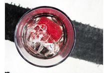 NAPOJE / Drinki, koktajle, napoje bezalkoholowe