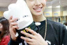 BTS_RapMon/Jin