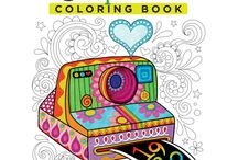 Color Your Art Out / Ideas for adult coloring book designs and pages. Coloring books I love or might love. Cool designs. Colored pencils and markers that I love using for my coloring book pages. I feel like coloring is incredibly relaxing and is a form of relaxation. Do you agree??