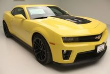 Chevrolet Camaro / The Camaro is pure American Muscle. Check out our selection at Vernon Auto Group, the most innovative dealership in the nation.
