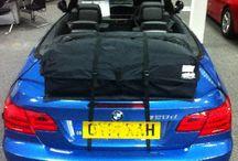 BMW 3er Cabrio Gepäckträger E93 / BMW 3er Cabrio Gepäckträger : Neuentwicklung