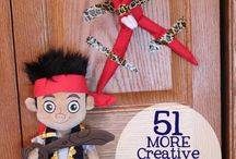 Buddy the Elf on the shelf ideas / by Rachel Jean