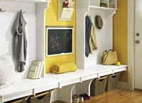 Mudroom/Command Center/ Laundry / by Monica Alvarez