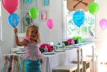 Birthday Themes / by Danielle Overholser-Doty