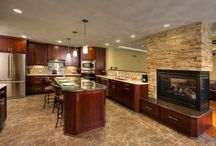 Mosby Kitchen Remodels / St. Louis home remodeling firm shares photos of their kitchen projects. / by Mosby Building Arts