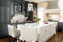 Timeless Kitchens / These are pins from Patti Johnson's 2-6-13 #kbtribechat.
