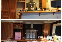 Kitchen ideas / Ideas for my wee kitchen.