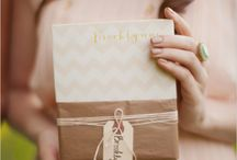 Little Wedding Details / by Mallory Lee