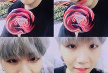 Min Yoongi ❤