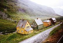 Houses with atmosphere