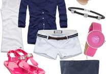 Summer Style / by Carissa McBurney