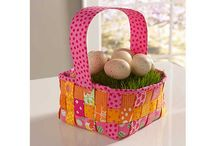 Sew It! ~ Baskets and Bins