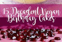 Vegan Cakes