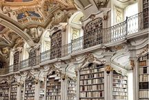 Libraries I'm in love ‍