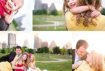 Family/Kids/Baby Shoot Ideas