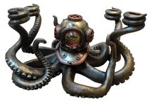 Steampunk Ornaments / 0