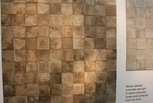 """The Fusion of Textures, Sizes and Colors at Cersaie 2016 / The """"mix and match"""" tile projects have become genuine highlights of the exhibition and brought new zest to ceramic tile industry."""