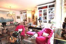 Avenue Montaigne appartement meublé à louer avec 3 chambres