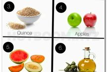 diet to lower acid levels