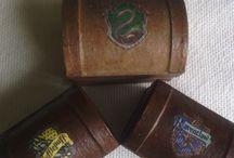 Windardium leviosa / Harry potter ❤️ / by Robin Ashby