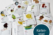 Alles vegan - das Kartenspiel für Veganer und Vegetarier