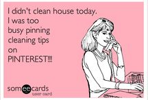 Cleaning house fun quotes