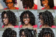 Hair Care / by Victoria Harris