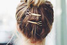 fermacapelli / come tenere i capelli ordinati idee