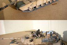 Military model kit