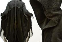 Hoodies Cloaks capes