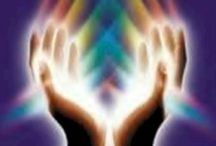 Reiki/Chakras / Energy work / by Janice Hill