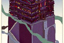 IllustRef - Fantasy 80's