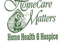 HomeCare Matters Home Health & Hospice / Information about HomeCare Matters Home Health and Hospice, our mission, vision, core values and services provided.